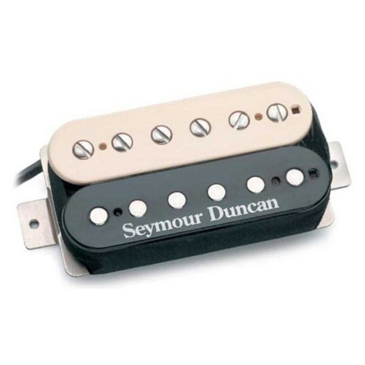 Click to view product details and reviews for Seymour Duncan Sh 2 Jazz Model Neck Pickup Zebra.