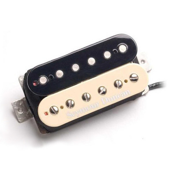 Seymour Duncan  SH-PG1 Bridge Pearly Gates Zebra