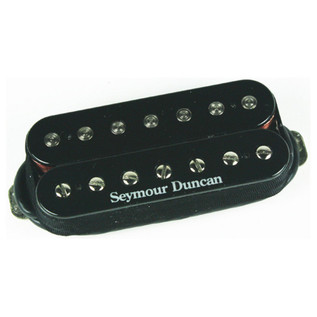 Seymour Duncan SH-6 Bridge Duncan Distortion, Black, 7-String