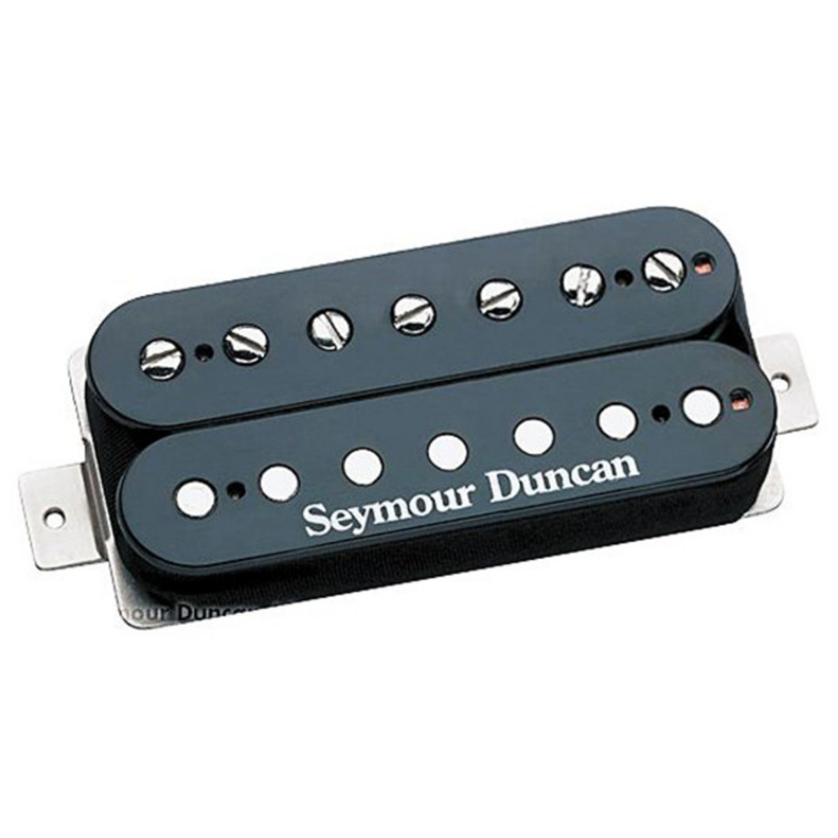 Click to view product details and reviews for Seymour Duncan Sh 6 Duncan Distortion Neck Pickup Black 7 String.