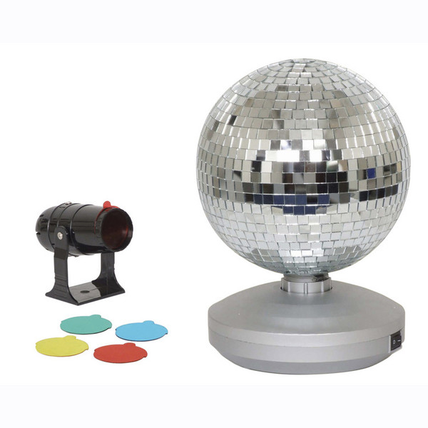 Cheetah Free Standing Mirror Ball Kit, 8""