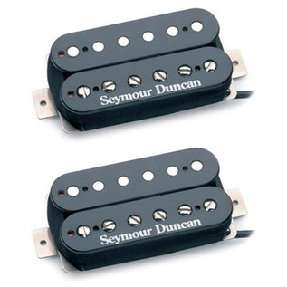 Seymour Duncan Distortion Mayhem Set - SH-6, Black