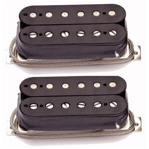 Seymour Duncan Antiquity JB/Jazz Set, Black