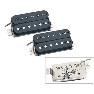 Seymour Duncan Slash Alnico II Pro Set - APH, Black