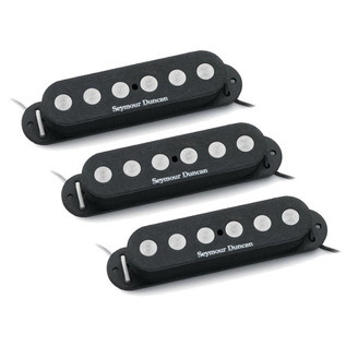 Seymour Duncan SSL-4 Quarter Pound Flat Strat Calibrated Set