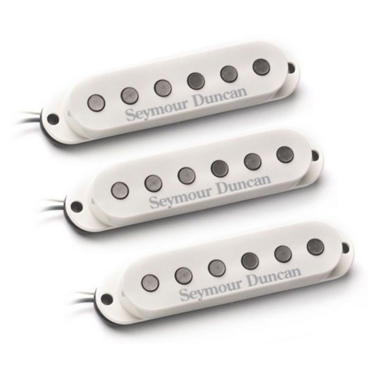 Seymour Duncan Ssl 5 Custom Staggered Strat Calibrated Set Left Hand