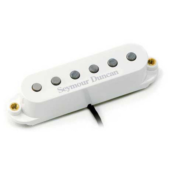 Seymour Duncan STK-S4 Stack Plus Strat Neck Pickup, White