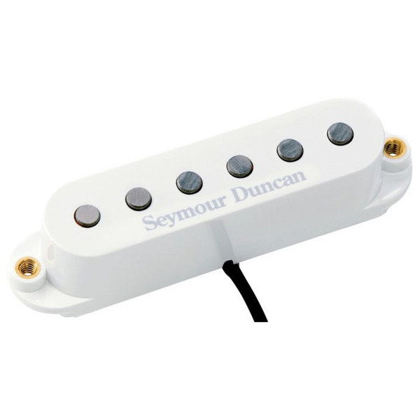 Seymour Duncan STK-S6 Custom Stack Plus Strat Bridge Pickup, White