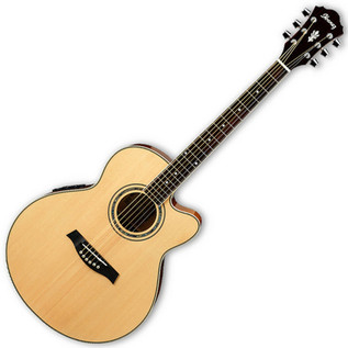 Ibanez AEL10E Electro-Acoustic Guitar, Natural