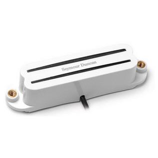 Seymour Duncan SHR-1 Hot Rails Pickup for Strat, White