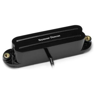 Seymour Duncan SHR-1 Hot Rails Pickup For Strat, Black