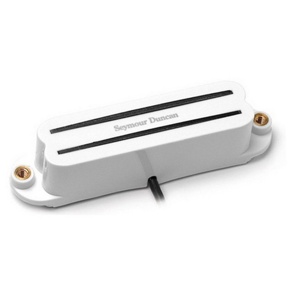 Seymour Duncan SHR-1 Hot Rails Pickup For Strat, White