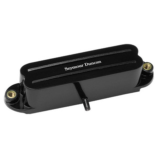 Seymour Duncan SCR-1 Cool Rails Neck Pickup For Strat, Black