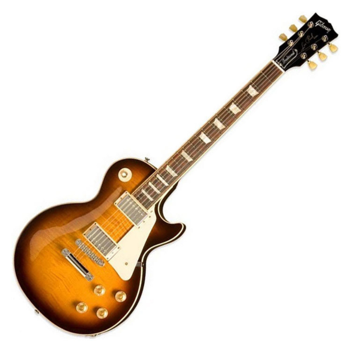 gibson les paul traditional guitar desert burst with free gifts at gear4music. Black Bedroom Furniture Sets. Home Design Ideas