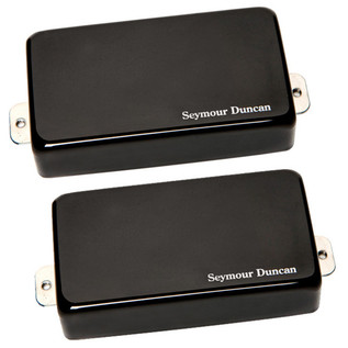 Seymour Duncan AHB-1 Blackouts Pickup Set, Black Chrome