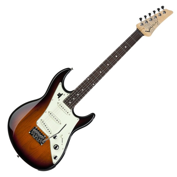 Line 6 JTV-69S James Tyler Variax Electric Guitar in 3-Tone Sunburst