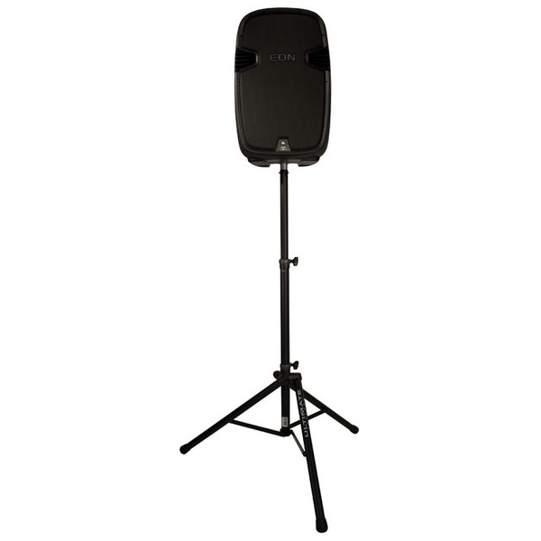 Ultimate Support TS80B (Black) Tripod Stand with Speaker