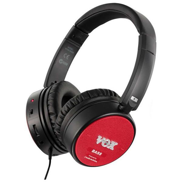 Vox amPhones Active Bass Guitar Headphones