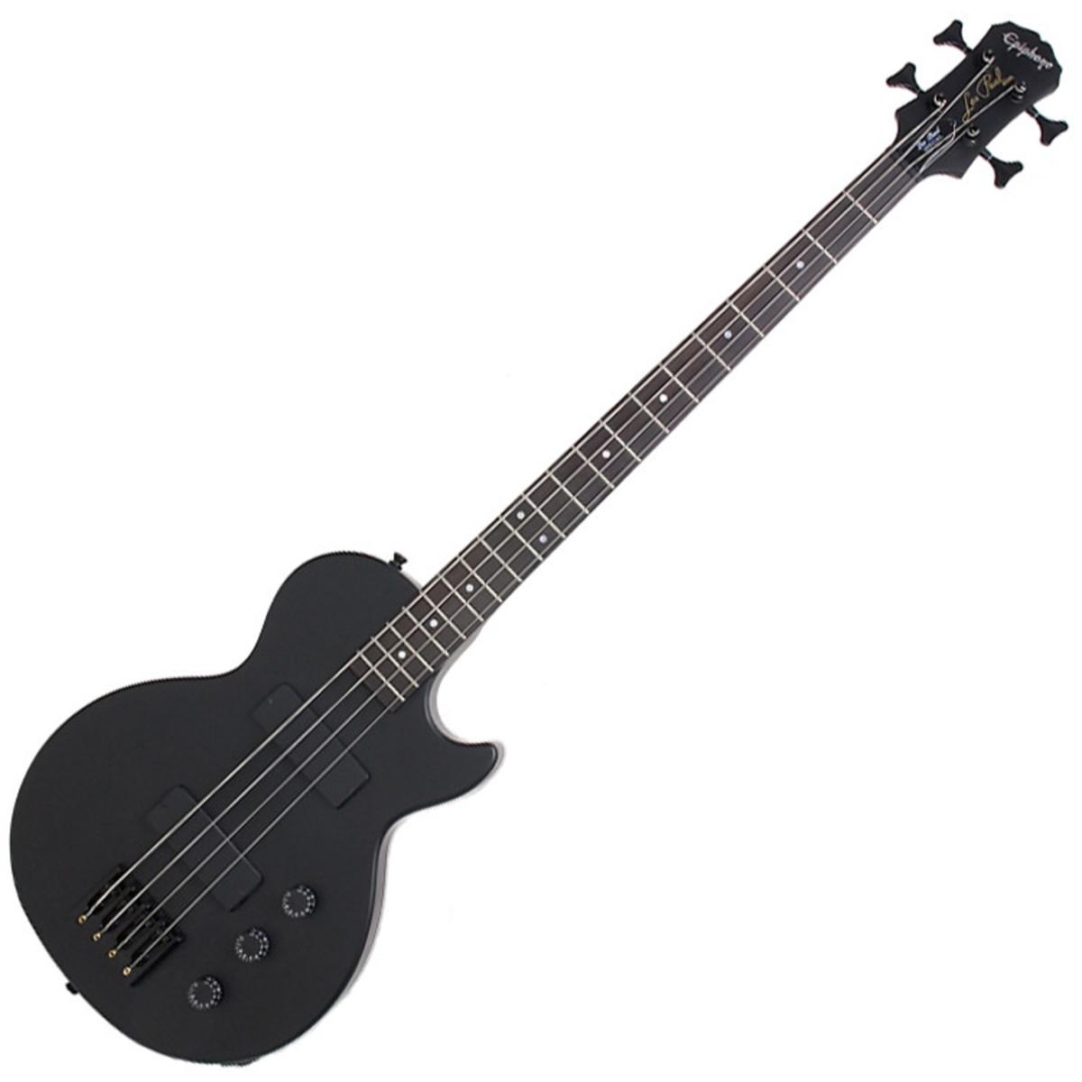 Epiphone Les Paul Special Bass : disc epiphone les paul special bass pitch black at gear4music ~ Hamham.info Haus und Dekorationen