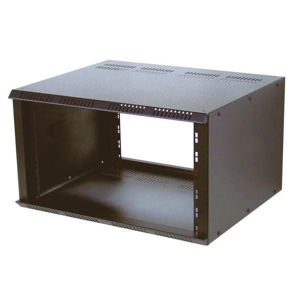 Racks Limited Self Assembly Bench Rack Case, 6U