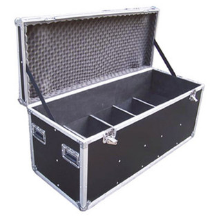 Electrovision Semi Flight 10 x Par 64 Can Case