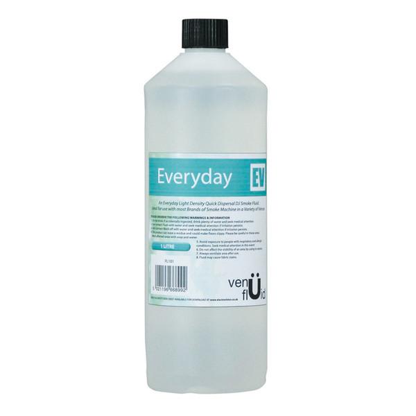 Venu EV Everyday Light Density DJ Smoke Fluid, 1 Litre