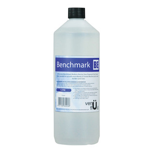 Venu BE Benchmark Medium Density Club Smoke Fluid, 1 Litre