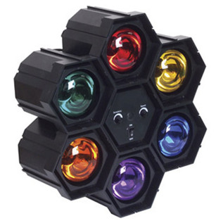 SoundLab 6 Way Pod Light