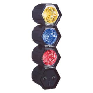SoundLab 3 Way LED Pod Light