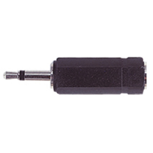 Electrovision 3.5mm Mono Male/3.5mm Stereo Female Adaptor