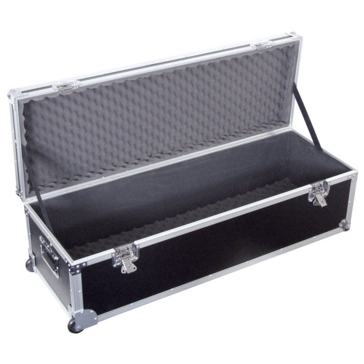 Disc electrovision equipment stands flight case trunk na - Espuma para flight case ...
