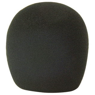 Electrovision Black 35x60 (Int.) Foam Microphone Windshield