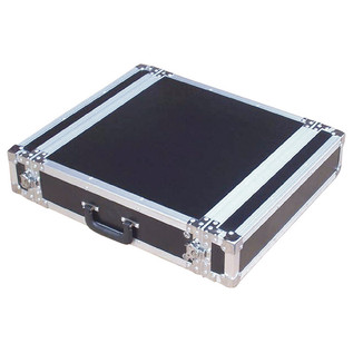 Electrovision Semi Flight Rack Case in Laminate Board, 2U (Main 2)