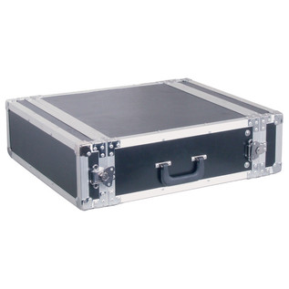 Electrovision Semi Flight Rack Case in Laminate Board, 3U (Main 3)