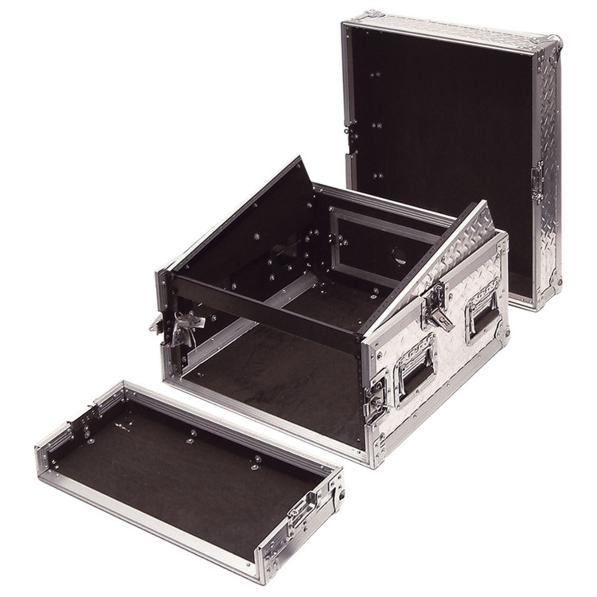Electrovision Professional Full Flight Rack Case With