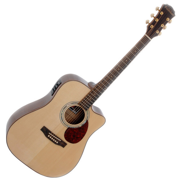 Freshman Apollo 3 DC Electro Acoustic, Natural