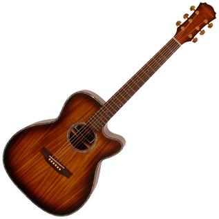 Freshman AB3 Autumn Electro Acoustic Guitar with Hardcase