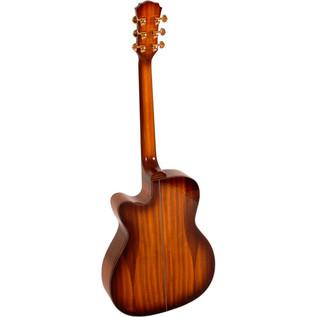 Freshman AB3 Autumn Electro Acoustic Guitar with Hardcase Rear