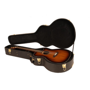 Freshman AB3 Autumn Electro Acoustic Guitar with Hardcase in Case