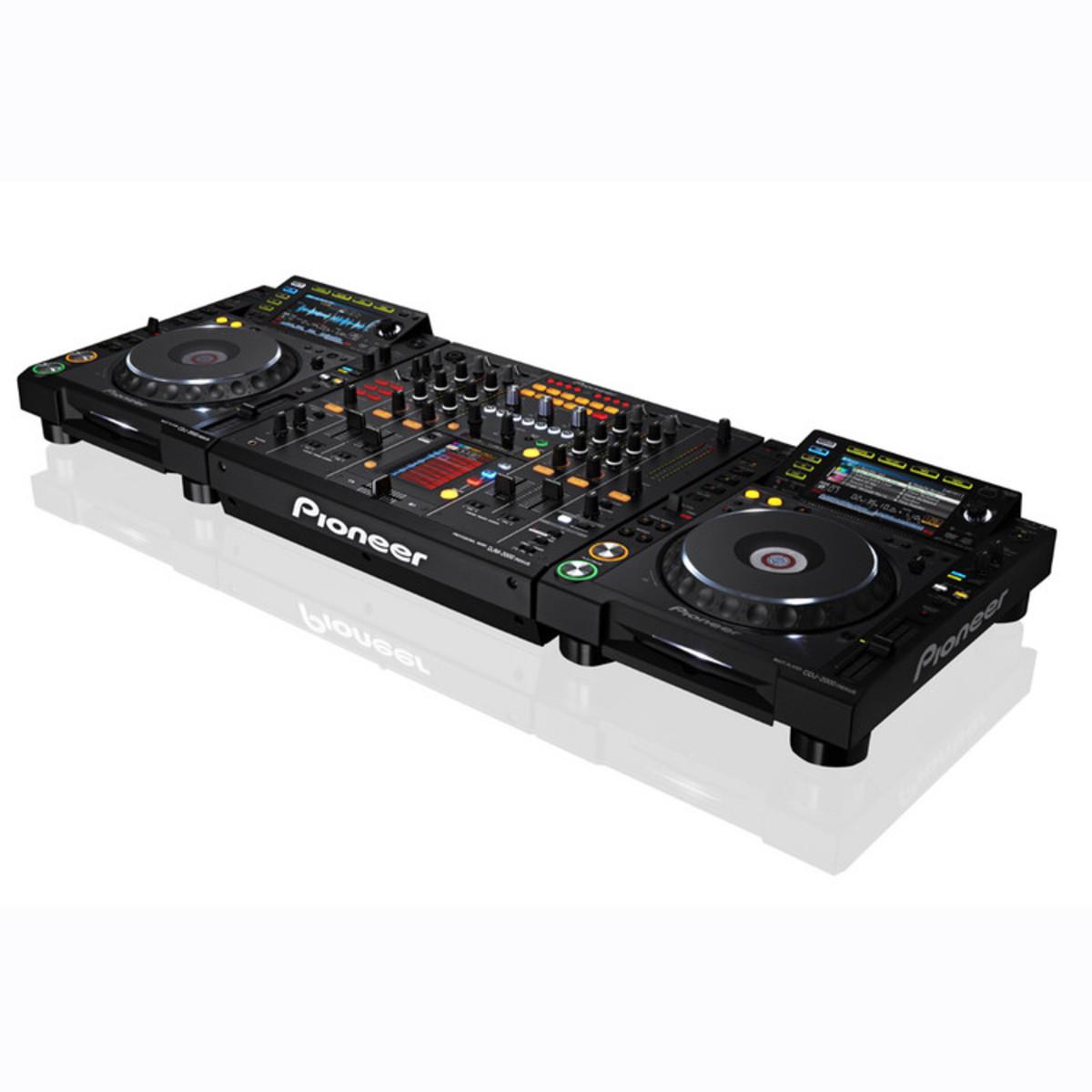 pioneer djm 2000 nexus 4 channel digital effects mixer at. Black Bedroom Furniture Sets. Home Design Ideas