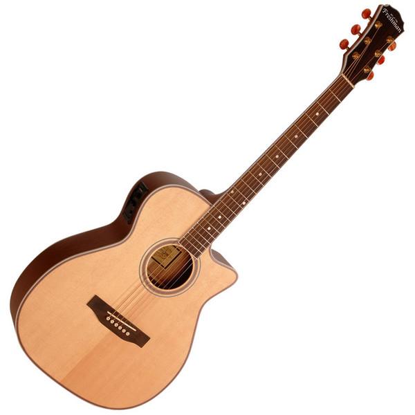 Freshman FA250GAC Acoustic Guitar, Natural