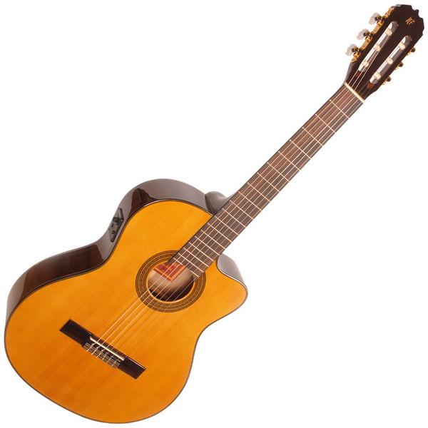Freshman Classical Cutaway Electro Acoustic Guitar
