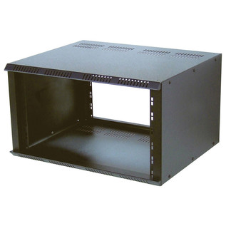 Racks Limited Self Assembly Bench Rack Case, 8U