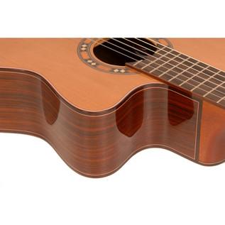 Freshman Classical Cutaway Electro Acoustic Guitar Cutaway