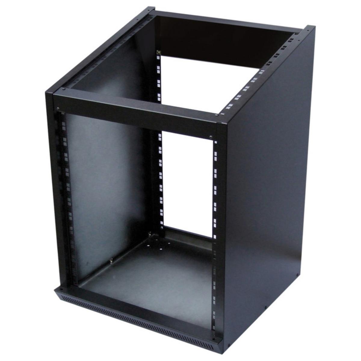 Support D 39 Appareils Style Ragonneau Console W 10u Table De Mixage Et Espaces Rack 16u