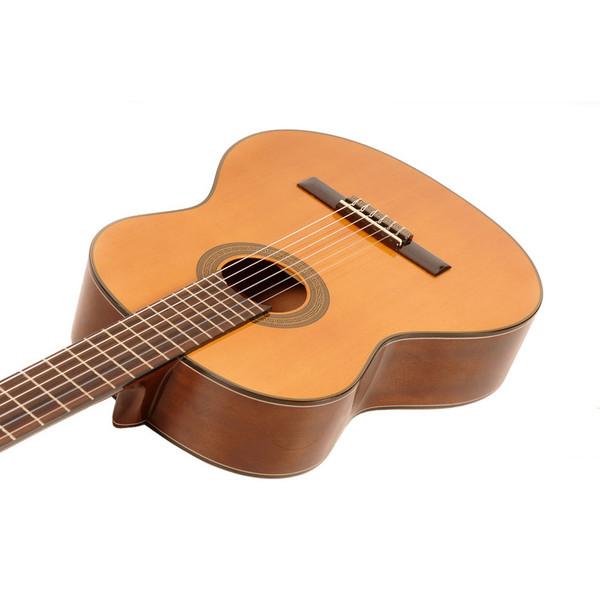 Freshman Classical Guitar, Left Handed Detail