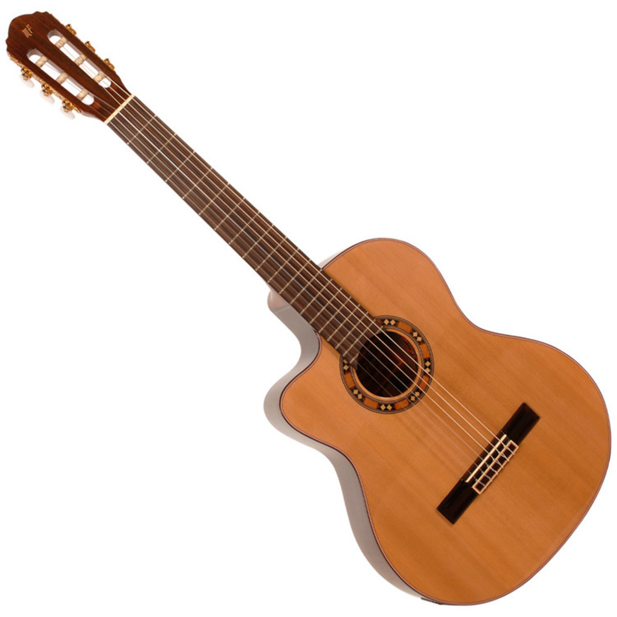 freshman manuel ferrino mfbclh electro classical guitar left handed at gear4music. Black Bedroom Furniture Sets. Home Design Ideas