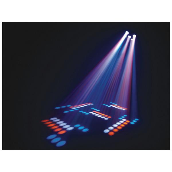 NJD LED Cross-X4 Lighting Effect (Showcase 1)