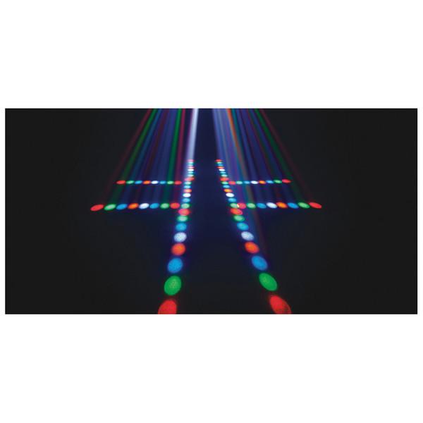 NJD LED Cross-X4 Lighting Effect (Showcase 2)