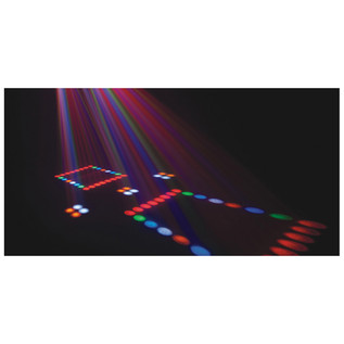 NJD LED Cross-X4 Lighting Effect (Showcase 3)